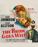 The Bride Goes Wild - Movie Poster (xs thumbnail)