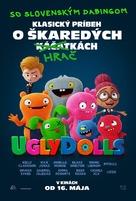 UglyDolls - Slovak Movie Poster (xs thumbnail)