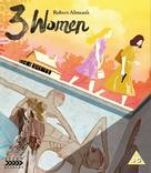 3 Women - British Blu-Ray movie cover (xs thumbnail)
