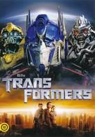 Transformers - Hungarian DVD movie cover (xs thumbnail)