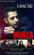 Mirza - The Untold Story - Indian Movie Cover (xs thumbnail)