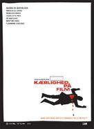 Kærlighed på film - Danish Movie Poster (xs thumbnail)