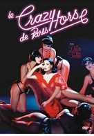 Crazy Horse, Paris with Dita Von Teese - French DVD cover (xs thumbnail)