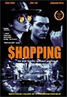 Shopping - DVD cover (xs thumbnail)