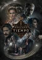 """""""El ministerio del tiempo"""" - Spanish Movie Poster (xs thumbnail)"""