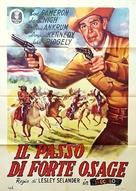 Fort Osage - Italian Movie Poster (xs thumbnail)