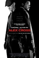 Alex Cross - Dutch Movie Poster (xs thumbnail)