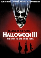 Halloween III: Season of the Witch - DVD movie cover (xs thumbnail)