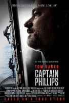 Captain Phillips - Movie Poster (xs thumbnail)