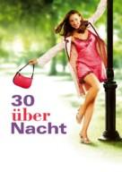 13 Going On 30 - German Movie Poster (xs thumbnail)