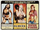 Supervixens - British Combo poster (xs thumbnail)