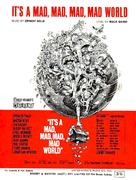 It's a Mad Mad Mad Mad World - Movie Poster (xs thumbnail)