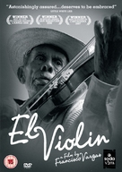El violin - British Movie Cover (xs thumbnail)