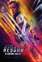 Star Trek Beyond - Singaporean Movie Poster (xs thumbnail)
