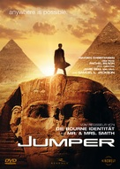 Jumper - German DVD movie cover (xs thumbnail)