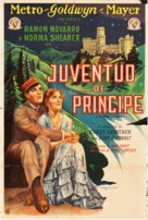 The Student Prince in Old Heidelberg - Argentinian Movie Poster (xs thumbnail)