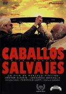 Caballos salvajes - Spanish Movie Cover (xs thumbnail)