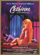 Catherine - German Movie Poster (xs thumbnail)