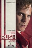 Rush - British Movie Poster (xs thumbnail)
