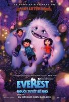 Abominable - Vietnamese Movie Poster (xs thumbnail)