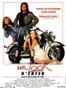 Don't Tell Her It's Me - French Movie Poster (xs thumbnail)