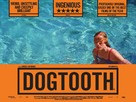 Kynodontas - British Movie Poster (xs thumbnail)