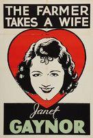 The Farmer Takes a Wife - poster (xs thumbnail)