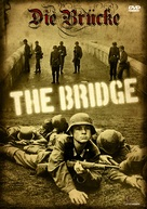 Die Brücke - British Movie Cover (xs thumbnail)