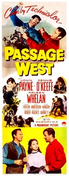 Passage West - Movie Poster (xs thumbnail)