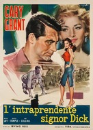 The Bachelor and the Bobby-Soxer - Italian Movie Poster (xs thumbnail)
