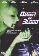 Queen of Blood - British DVD movie cover (xs thumbnail)