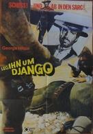 Vado... l'ammazzo e torno - German Movie Poster (xs thumbnail)