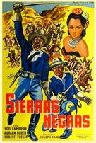 Oh! Susanna - Argentinian Movie Poster (xs thumbnail)