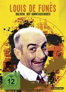 Comme un cheveu sur la soupe - German DVD cover (xs thumbnail)