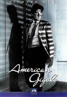 American Gigolo - French DVD movie cover (xs thumbnail)