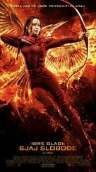The Hunger Games: Mockingjay - Part 2 - Serbian Movie Poster (xs thumbnail)