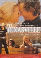 Texasville - German Movie Poster (xs thumbnail)