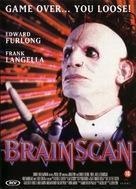 Brainscan - Dutch Movie Cover (xs thumbnail)