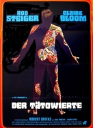 The Illustrated Man - German Movie Poster (xs thumbnail)