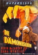 Invasion of the Body Snatchers - German Movie Poster (xs thumbnail)