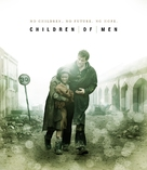 Children of Men - Blu-Ray movie cover (xs thumbnail)
