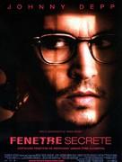 Secret Window - French Movie Poster (xs thumbnail)