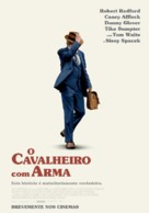 Old Man and the Gun - Portuguese Movie Poster (xs thumbnail)