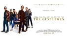 The Gentlemen - Norwegian Movie Poster (xs thumbnail)