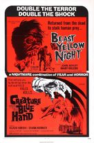 The Beast of the Yellow Night - Combo poster (xs thumbnail)