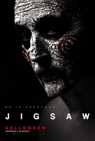 Jigsaw - Movie Poster (xs thumbnail)