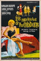 Mrs. Gibbons' Boys - Argentinian Movie Poster (xs thumbnail)