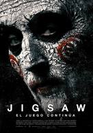 Jigsaw - Ecuadorian Movie Poster (xs thumbnail)