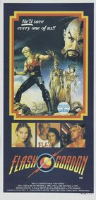 Flash Gordon - Australian Movie Poster (xs thumbnail)