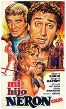 Mio figlio Nerone - Argentinian Movie Poster (xs thumbnail)